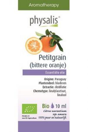 Bio olejek eteryczny GORZKA POMARAŃCZA (PETITGRAIN) 10 ml