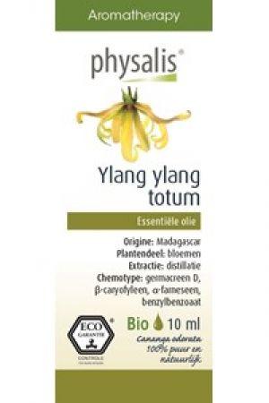 Bio olejek eteryczny YLANG-YLANG (TOTUM) 10 ml