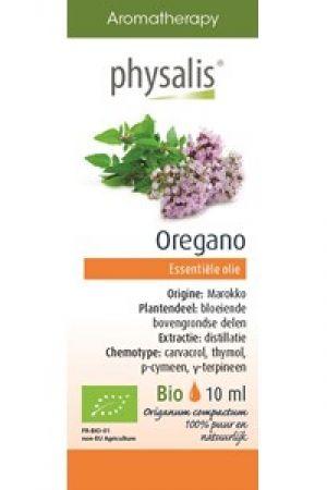 Bio olejek eteryczny OREGANO (Origanum Compactum) 10 ml
