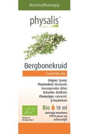 Bio olejek eteryczny CZĄBER GÓRSKI (Satureja Montana) 10 ml