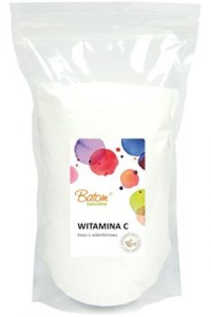 Witamina C suplement diety 500 g (kwas L-askorbinowy)
