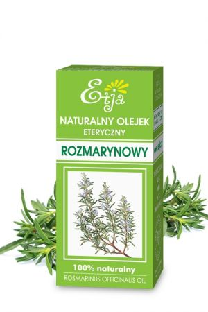 Olejek rozmarynowy (Rosmarinus Officinalis Oil)10 ml - naturalny olejek eteryczny