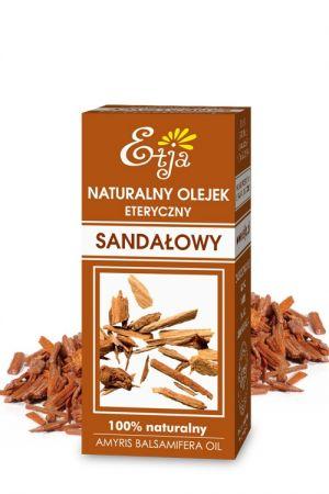 Olejek sandałowy (Amyris Balsamifera Oil)  amyrisowy10 ml - naturalny olejek eteryczny