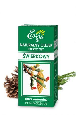 Olejek świerkowy (Picea Excelsa Oil) 10 ml - naturalny olejek eteryczny