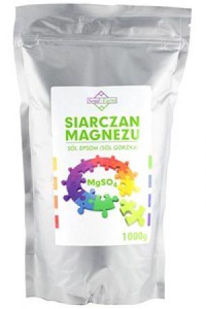 Sól Epsom siarczan magnezu 1 kg