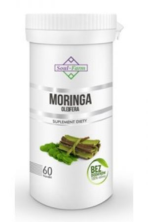 Moringa ekstrakt 400 mg 60 kaps.
