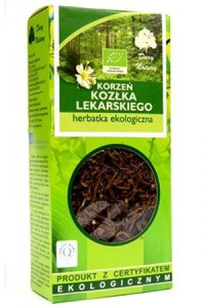 Korzeń kozłka lekarskiego (Valeriana officinalis) Bio herbatka 100 g