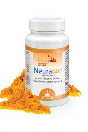 NeuraCur suplement diety 60 kaps.