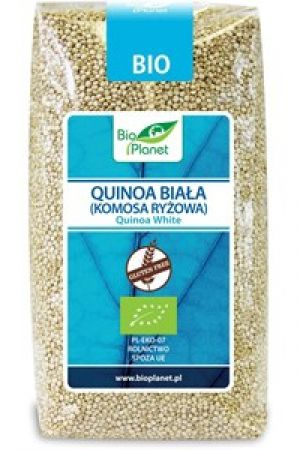 Quinoa (komosa ryżowa) biała BIO bezglutenowa 500 g