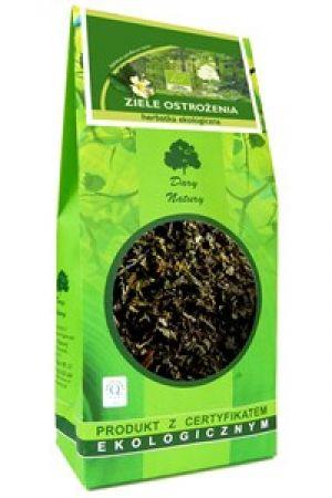 Ziele ostrożenia (Herba Cirsii oleracei) BIO herbatka ziołowa 100 g