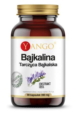 Bajkalina - ekstrakt (90 kaps.)