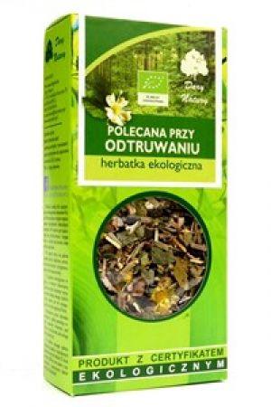 Herbatka BIO polecana przy odtruwaniu 50 g