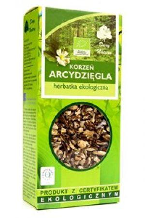 Korzeń arcydzięgla (Archangelicae radix) herbatka BIO 100 g