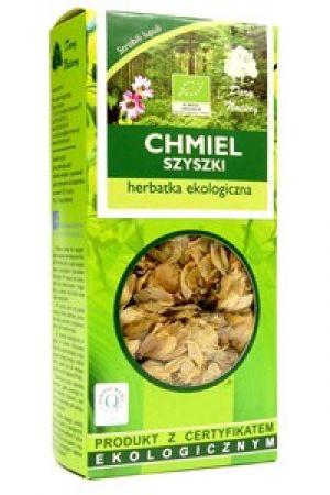 Szyszki chmielu (Humulus L.) herbatka BIO - 25 g