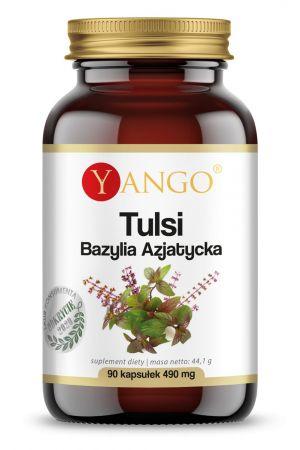 Tulsi - Bazylia Azjatycka (90 kaps.)
