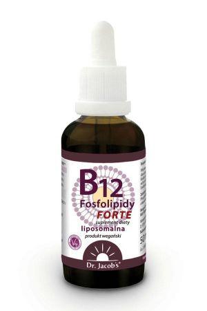 Witamina B12 Fosfolipidy FORTE (liposomalna)