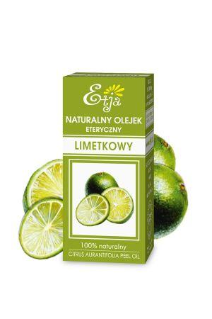Olejek limetkowy (Citrus Aurantifolia Peel Oil) 10 ml - naturalny olejek eteryczny