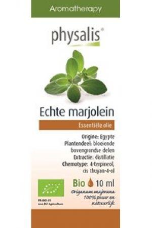 Bio olejek eteryczny MAJERANEK (Origanum Majorana) 10 ml