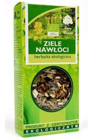 Ziele nawłoci (Solidago virgaurea L.) herbatka ziołowa BIO 50 g