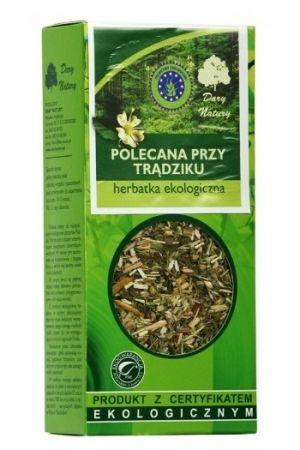 Herbatka BIO polecana przy trądziku - 50 g